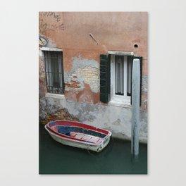 Unusual Venice #4  Canvas Print