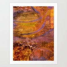 Fractalis 56 Art Print