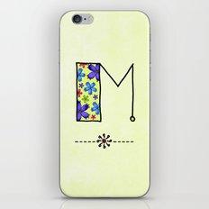 M iPhone & iPod Skin