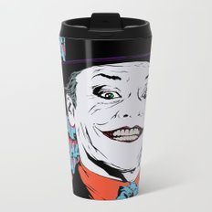 You Can Call Me...Joker! Metal Travel Mug