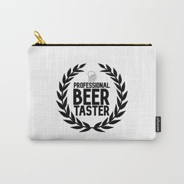 Professional Beer Taster Carry-All Pouch