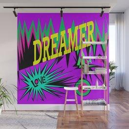 Keep Calm and Dream | Sweet Dreams my Love Wall Mural