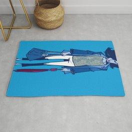 Blue Mood Rug