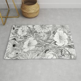 Lost in the Wilderness Rug