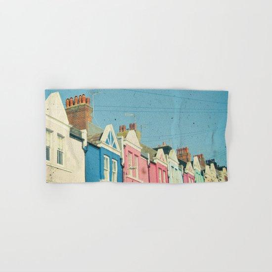Rainbow Street Hand & Bath Towel