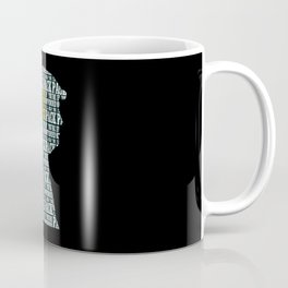 Trump Design If Youre Offended Ill Help Coffee Mug