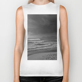 The Surfer and the Storm Biker Tank