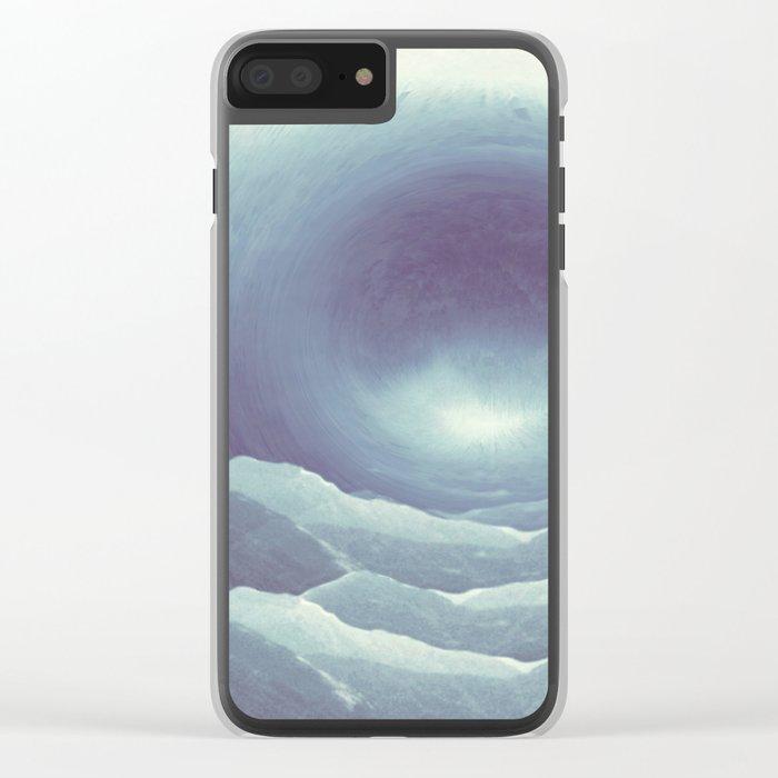 Seeker Clear iPhone Case