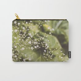 Baby Breath Carry-All Pouch