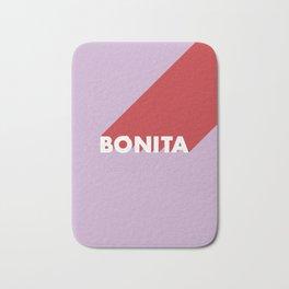 BONITA Pink Lavender Bath Mat