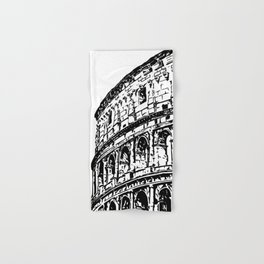Colosseum, Rome Hand & Bath Towel