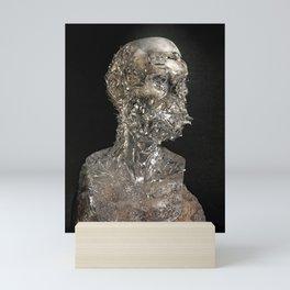 Skullptures X 2 Mini Art Print
