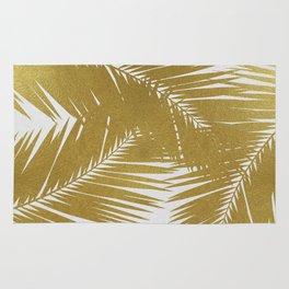 Palm Leaf Gold III Rug