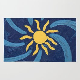 Center of the Galaxy Rug