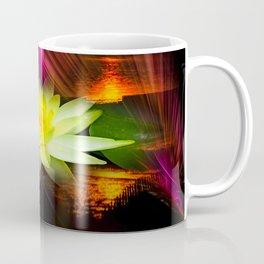 Wellness Water Lily 2 Coffee Mug