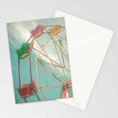 Big Wheel II Stationery Cards