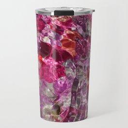 Rippled petals Travel Mug