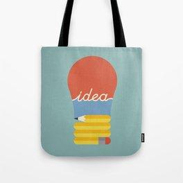 I've Got An Idea Tote Bag