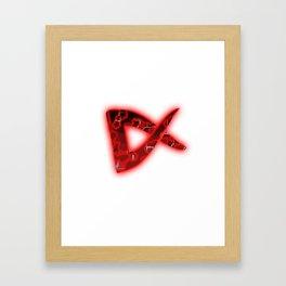 Dauntless Framed Art Print
