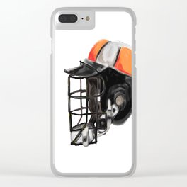 Princeton Bucket Clear iPhone Case
