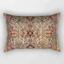 Lavar Kirman Southeast Persian Rug Print Rectangular Pillow