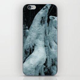 Snow Spirits. iPhone Skin