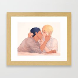 AoKise Framed Art Print