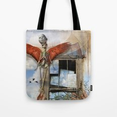 Post Mortem Tote Bag