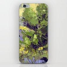 Evergreen Study iPhone & iPod Skin