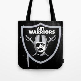 Art Raiders Tote Bag