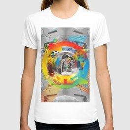 Television Art - Vintage Camera T-shirt