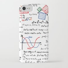 Math Cheat Sheet iPhone 7 Slim Case