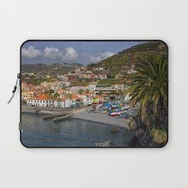 Camara de Lobos Madeira Laptop Sleeve