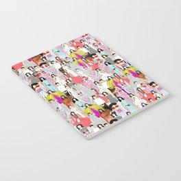 Bjork-A-thon Notebook
