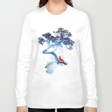 The last apple tree Long Sleeve T-shirt