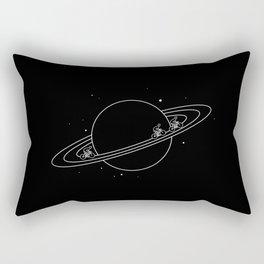 SPACE RACE Rectangular Pillow