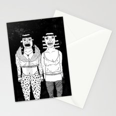 CHEAP GIRLS Stationery Cards