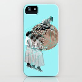 Gothic Moon Maker iPhone Case