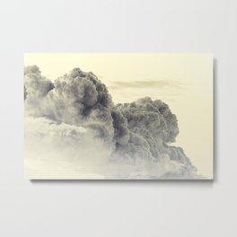 Heavenly Stampede Metal Print