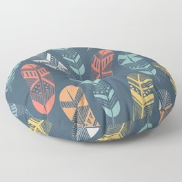 Feathers Floor Pillow