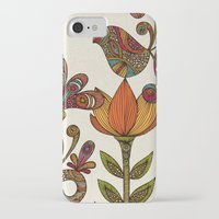 garden iPhone & iPod Cases featuring In the garden by Valentina Harper
