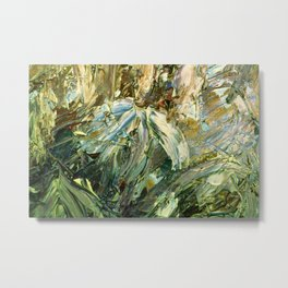 The Rain Forest Metal Print