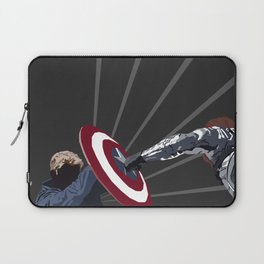 Winter Soldier Laptop Sleeve