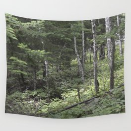 Slanted Forest Wall Tapestry