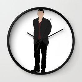 Ninth Doctor: Christopher Eccleston Wall Clock