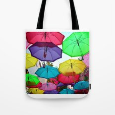 Color Therapy Tote Bag