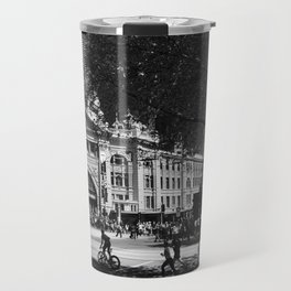 Flinders Street Station Travel Mug