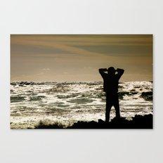 Seas Canvas Print