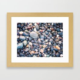 Stones With Style Framed Art Print