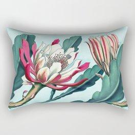 Flowering cactus III Rectangular Pillow